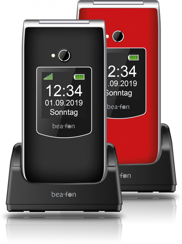 Smartphones Bea-fon SL 595 im Test, Bild 2