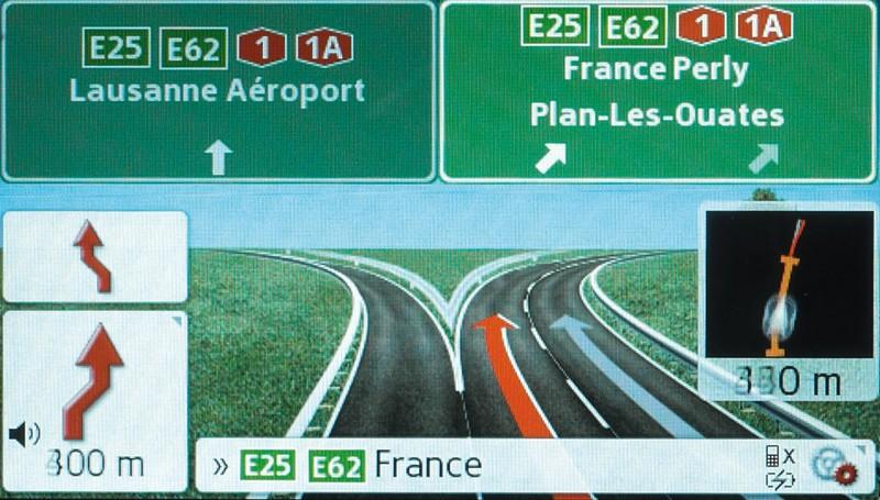 Portable Navigationssysteme Becker revo.1 im Test, Bild 4