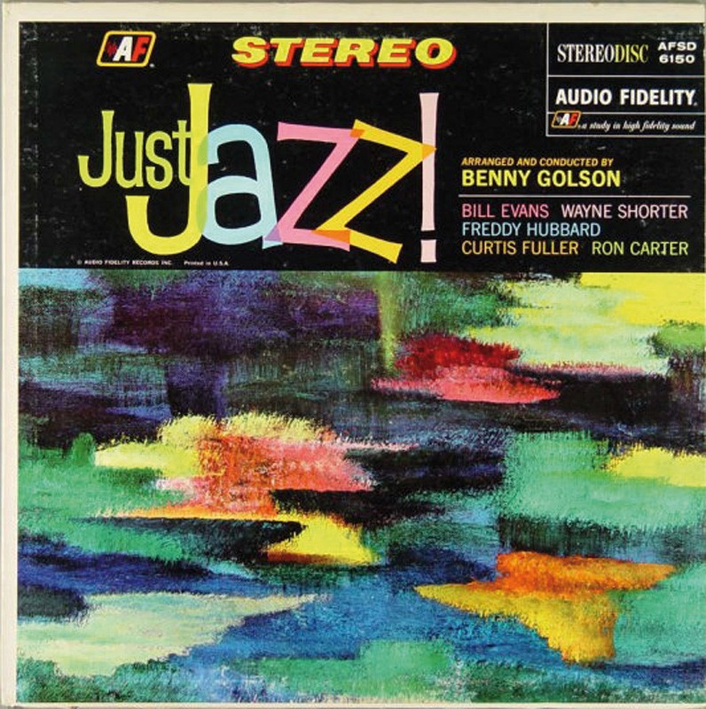 Schallplatte Benny Golson – Just Jazz! (Jazz Workshop) im Test, Bild 1