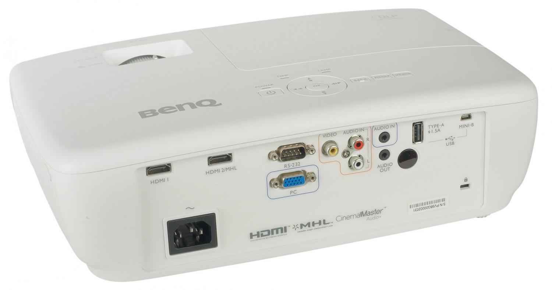 Beamer BenQ W1090 im Test, Bild 3
