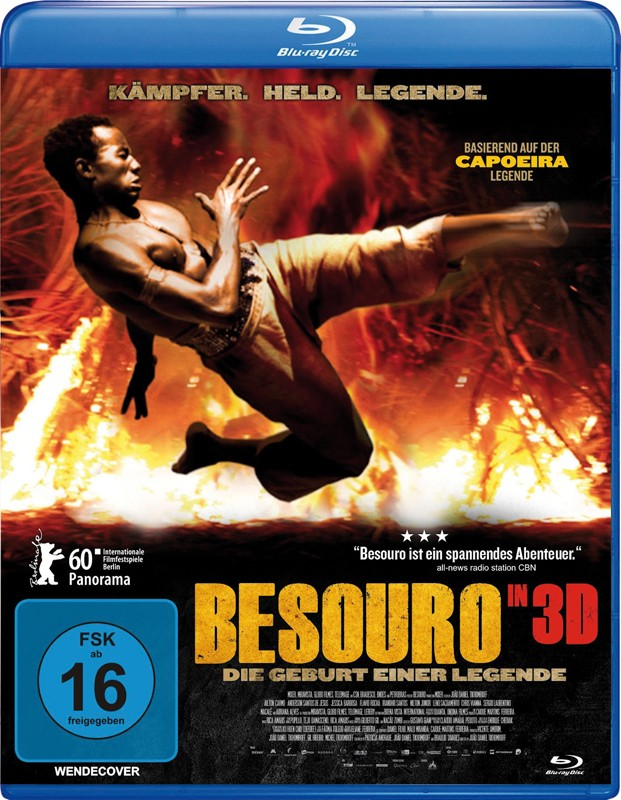 Blu-ray Film Besouro 3D (Infopictures) im Test, Bild 1