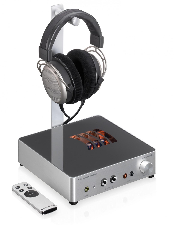 Kopfhörerverstärker Beyerdynamic A2 im Test, Bild 3