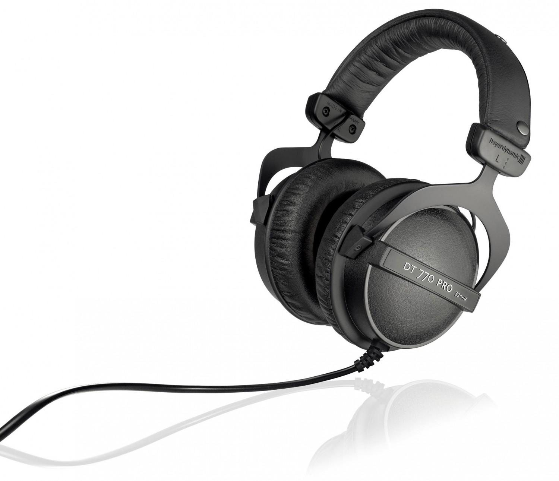 Profi- / Musiker-Equipment Beyerdynamic Fox, Beyerdynamic DT 770 Pro im Test , Bild 3