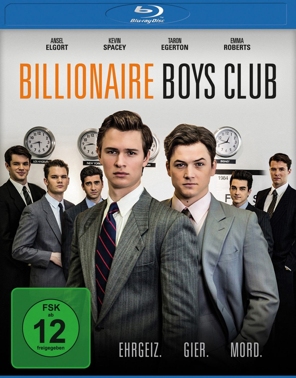 Blu-ray Film Billionaire Boys Club (Universum Film) im Test, Bild 1