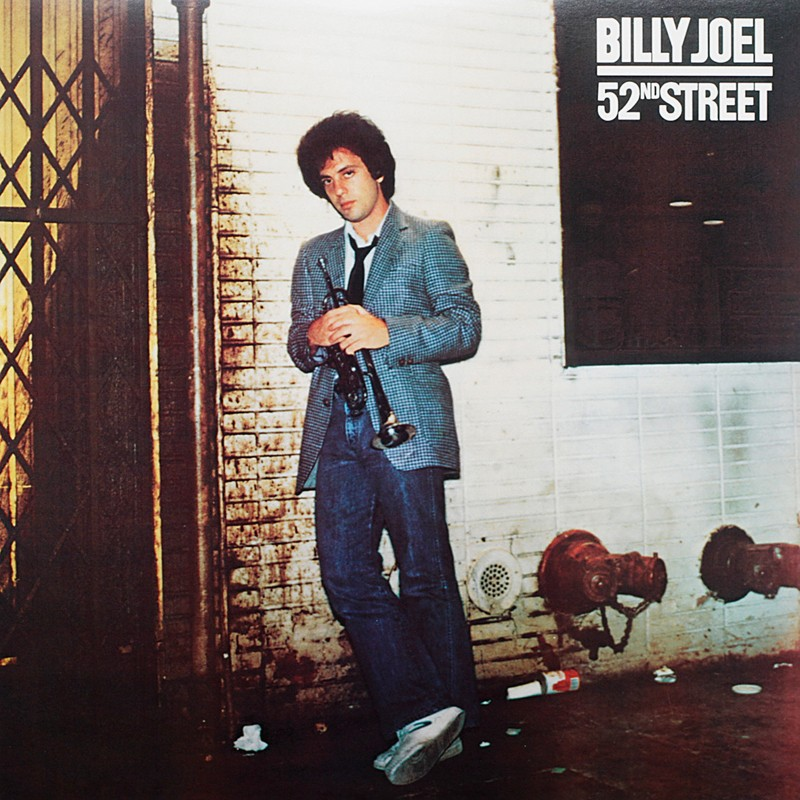 Schallplatte Billy Joel – 52nd Street (Impex Records) im Test, Bild 1