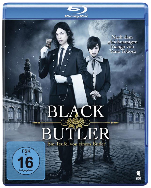 Blu-ray Film Black Butler (Tiberius) im Test, Bild 1