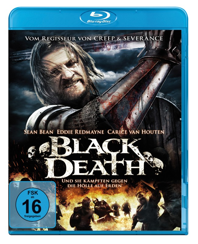Blu-ray Film Black Death (Sony Pictures) im Test, Bild 1
