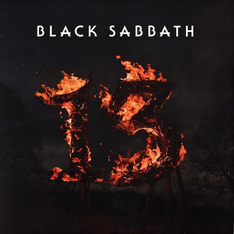 "Schallplatte Black Sabbath ""13"" vs. Deep Purple ""Now What?!"" (Vertigo) im Test, Bild 1"