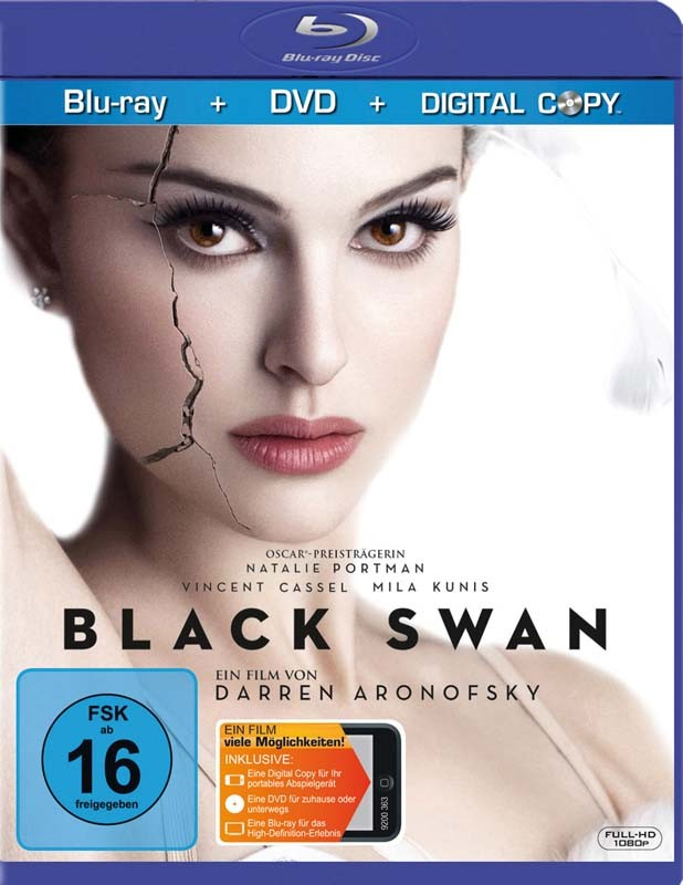 Blu-ray Film Black Swan (Fox) im Test, Bild 1