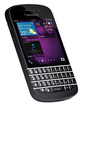 Smartphones Blackberry Q10 im Test, Bild 1