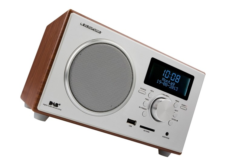 test dab radio blaupunkt rx 35e sehr gut. Black Bedroom Furniture Sets. Home Design Ideas