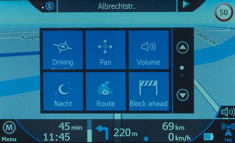 Portable Navigationssysteme Blaupunkt TravelPilot 50 im Test, Bild 4