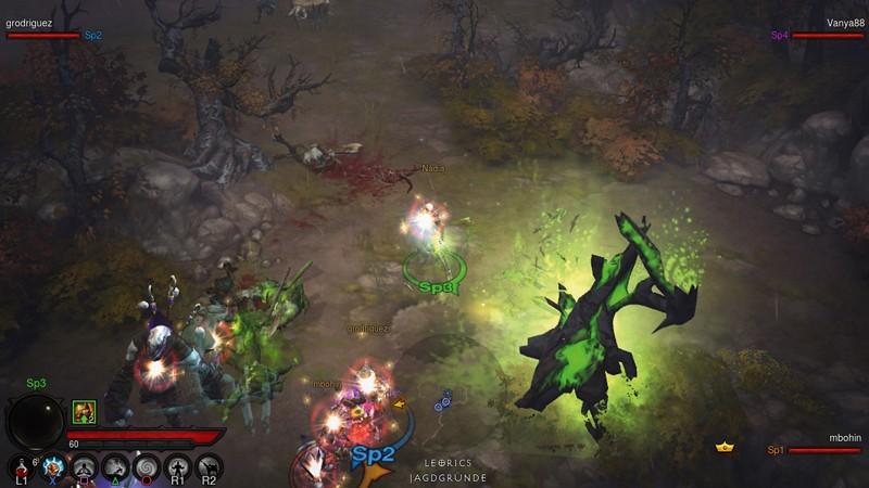 Games Playstation 3 Blizzard Diablo 3 im Test, Bild 2