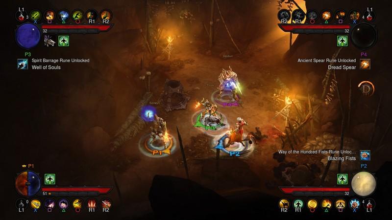Games Playstation 3 Blizzard Diablo 3 im Test, Bild 4