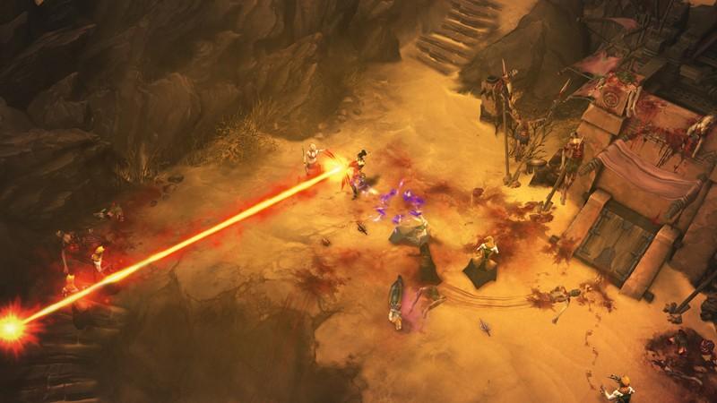Games PC Blizzard Diablo III im Test, Bild 4