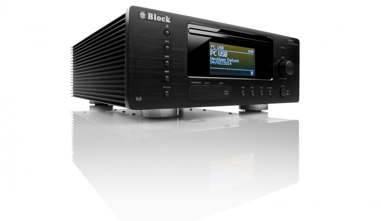 Musikserver Block CVR-50 im Test, Bild 1