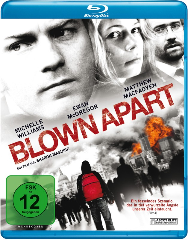 Blu-ray Film Blown Apart (Ascot) im Test, Bild 1