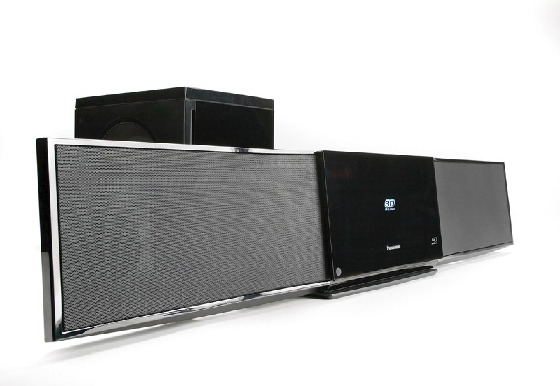 test blu ray anlagen panasonic sc bft800 sehr gut. Black Bedroom Furniture Sets. Home Design Ideas