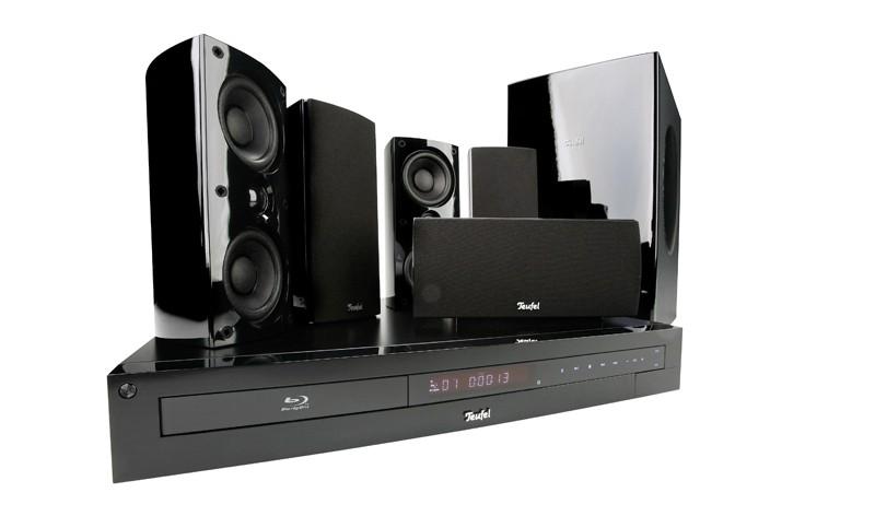 Blu-ray-Anlagen Teufel Impaq 3000 im Test, Bild 1