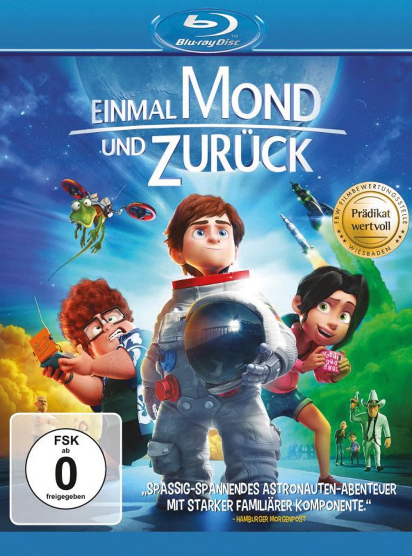 Film Einmal Mond Und Zurück