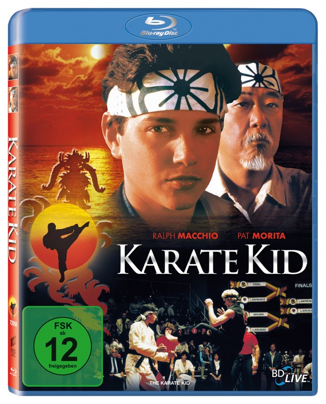 Blu-ray Film Karate Kid I & II (Sony Pictures) im Test, Bild 1