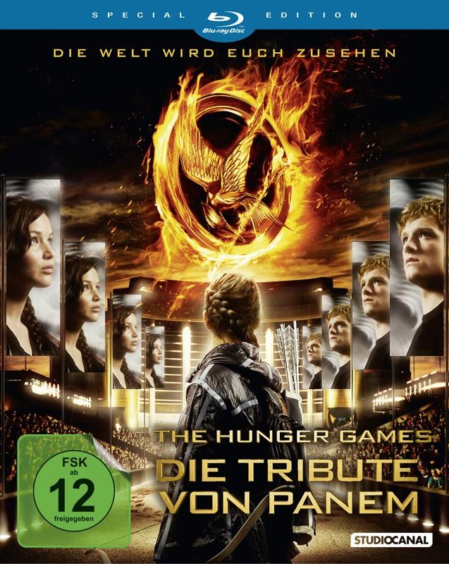 Blu-ray Film Die Tribute von Panem - The Hunger Games (Studiocanal) im Test, Bild 1