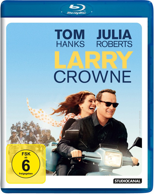 Test Blu-ray Film - Larry Crowne (studiocanal) - sehr gut