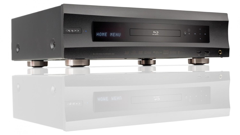 Blu-ray-Player Oppo BDP-105D im Test, Bild 1