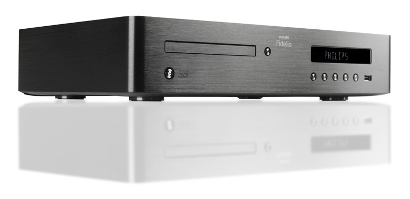 Test Blu-ray-Player - Philips BDP9700 - sehr gut