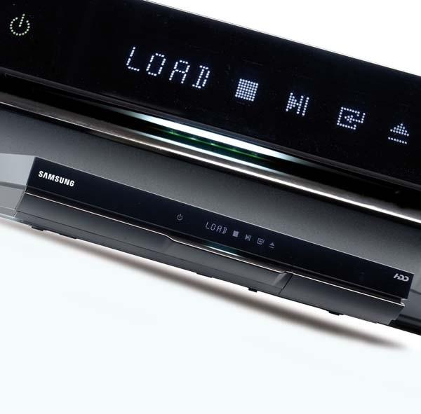 Blu-ray-Player Samsung BD-D8500 im Test, Bild 1