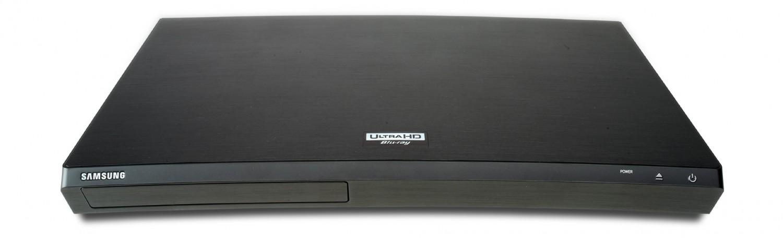 Blu-ray-Player Samsung UBD-M9500 im Test, Bild 1