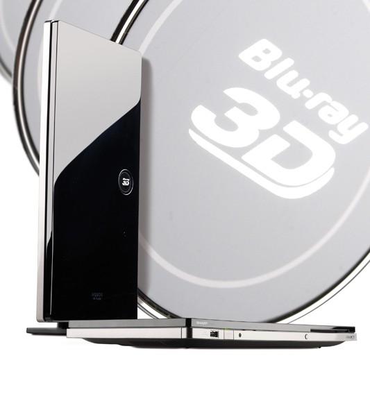 test blu ray player sharp bd hp90s sehr gut. Black Bedroom Furniture Sets. Home Design Ideas