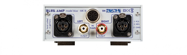 Phono Vorstufen Blue Amp Model Blue MK III im Test, Bild 2
