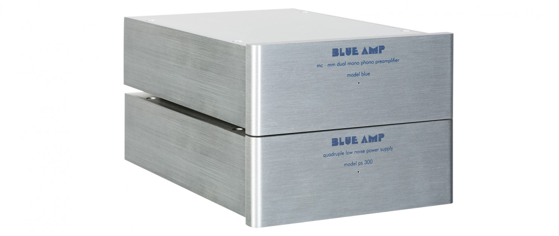 Phono Vorstufen Blue Amp Model Blue MK III im Test, Bild 4