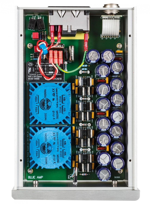 Phono Vorstufen Blue Amp Model Blue MK III im Test, Bild 6