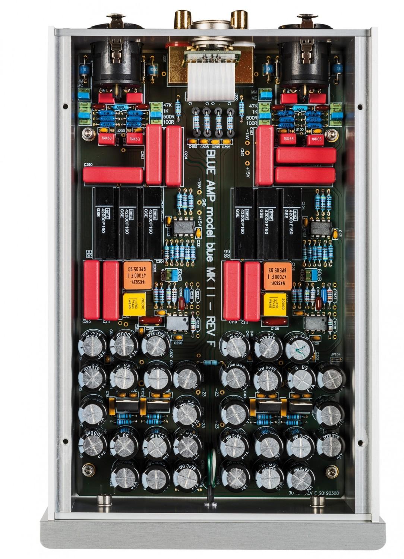 Phono Vorstufen Blue Amp Model Blue MK III im Test, Bild 7