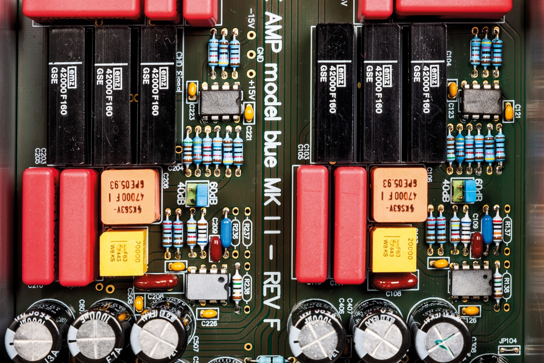 Phono Vorstufen Blue Amp Model Blue MK III im Test, Bild 8