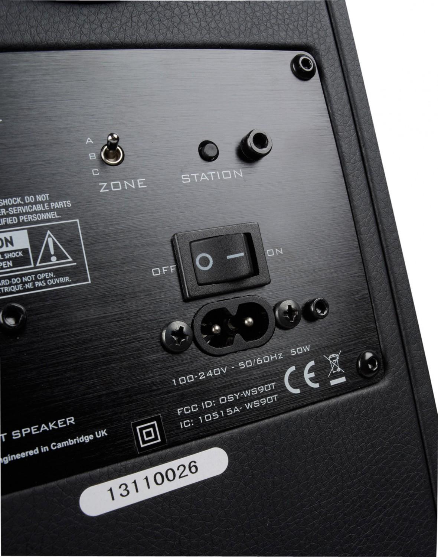 Aktivlautsprecher Blue Aura WS90t Wireless im Test, Bild 2