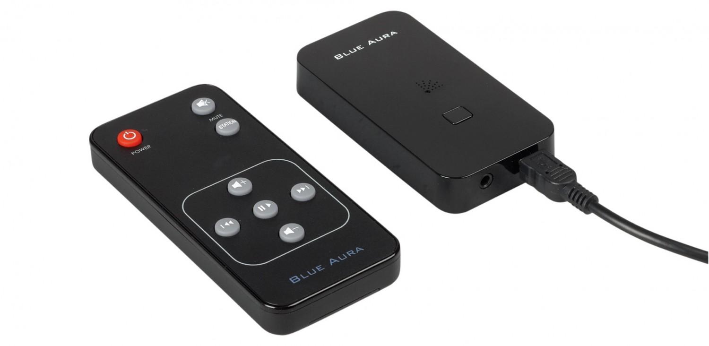 Aktivlautsprecher Blue Aura WS90t Wireless im Test, Bild 3