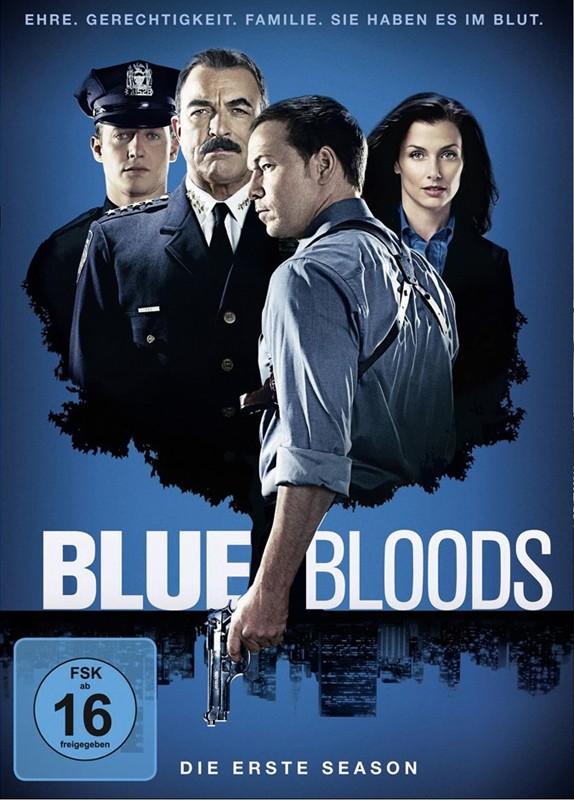DVD Film Blue Bloods - Season 1 (Paramount) im Test, Bild 1