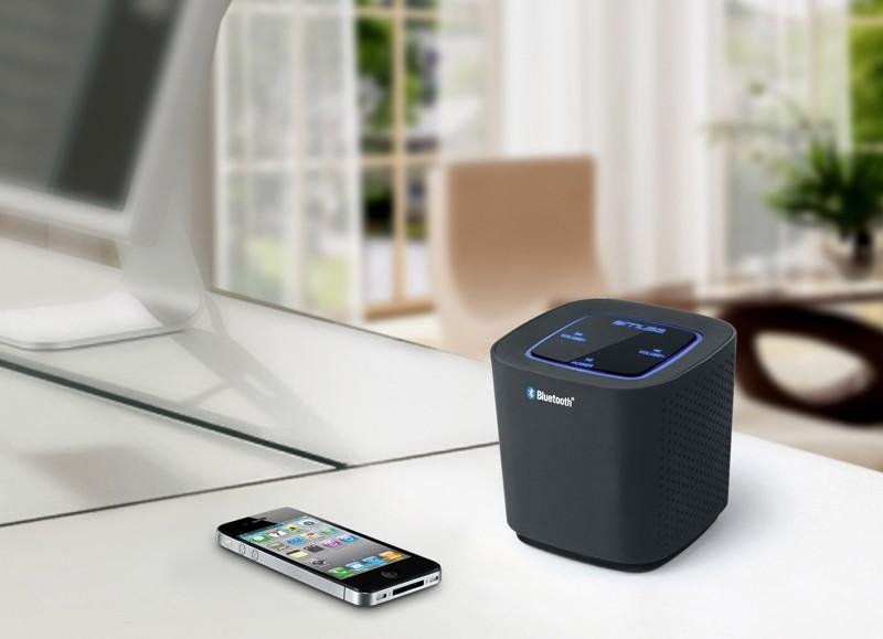 Bluetooth-Lautsprecher Muse M-500 BT im Test, Bild 1