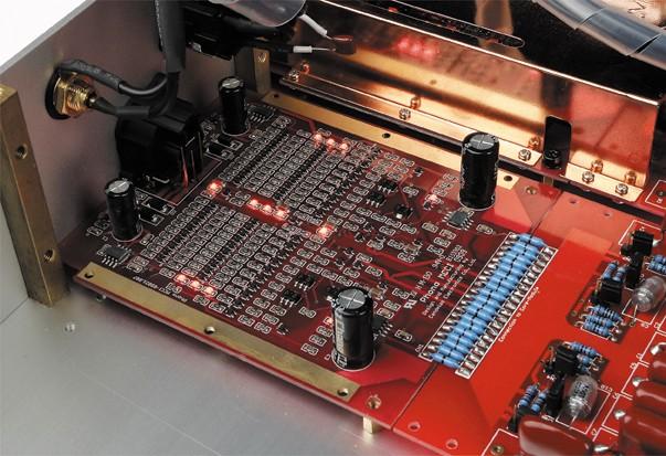 Phono Vorstufen B.M.C. Audio MCCI im Test, Bild 3
