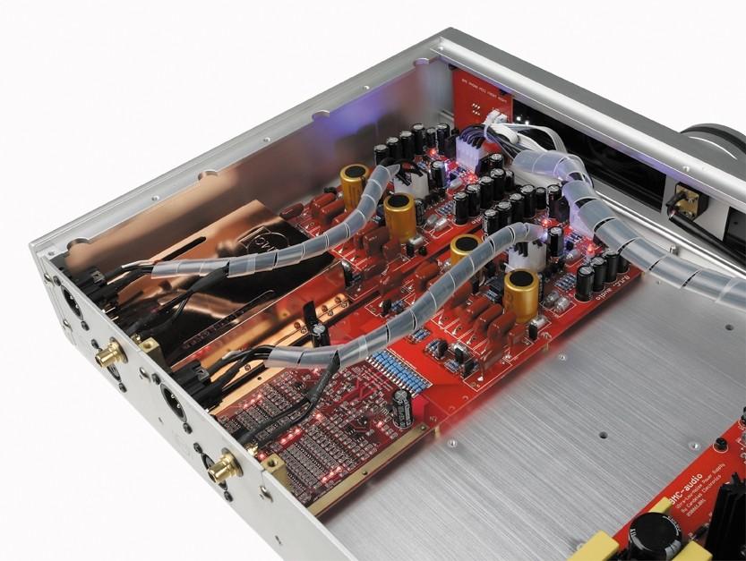 Phono Vorstufen B.M.C. Audio MCCI im Test, Bild 4