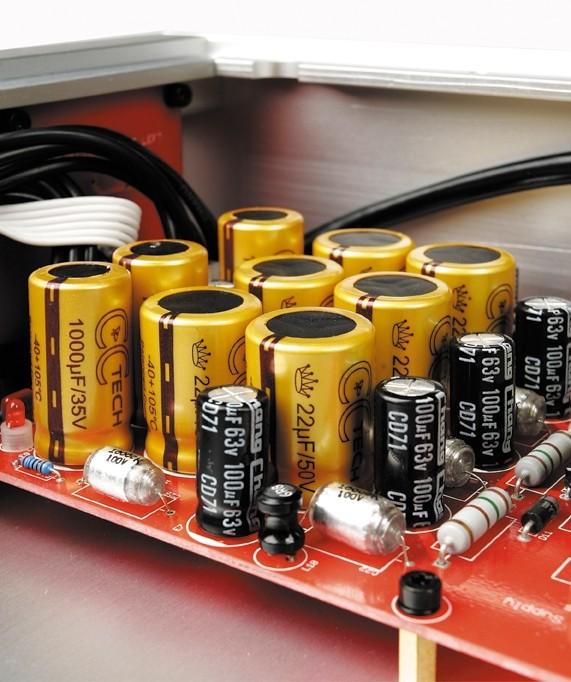Phono Vorstufen B.M.C. Audio MCCI im Test, Bild 6