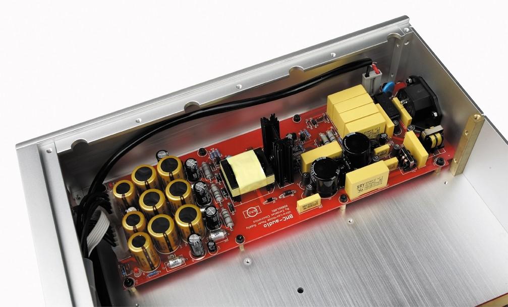 Phono Vorstufen B.M.C. Audio MCCI im Test, Bild 7