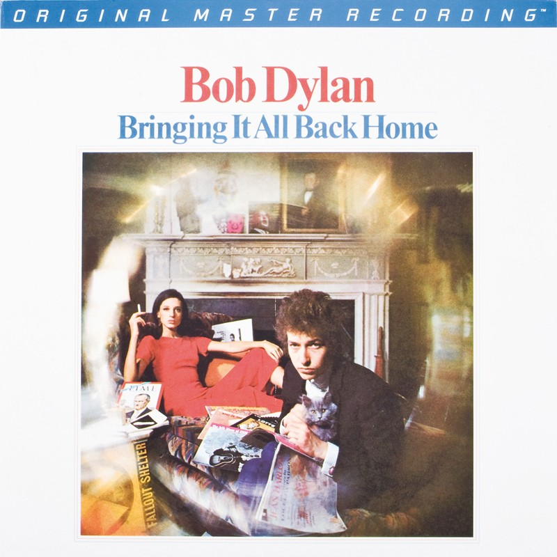 Schallplatte Bob Dylan – Bringing It All Back Home (Columbia/MFSl) im Test, Bild 1