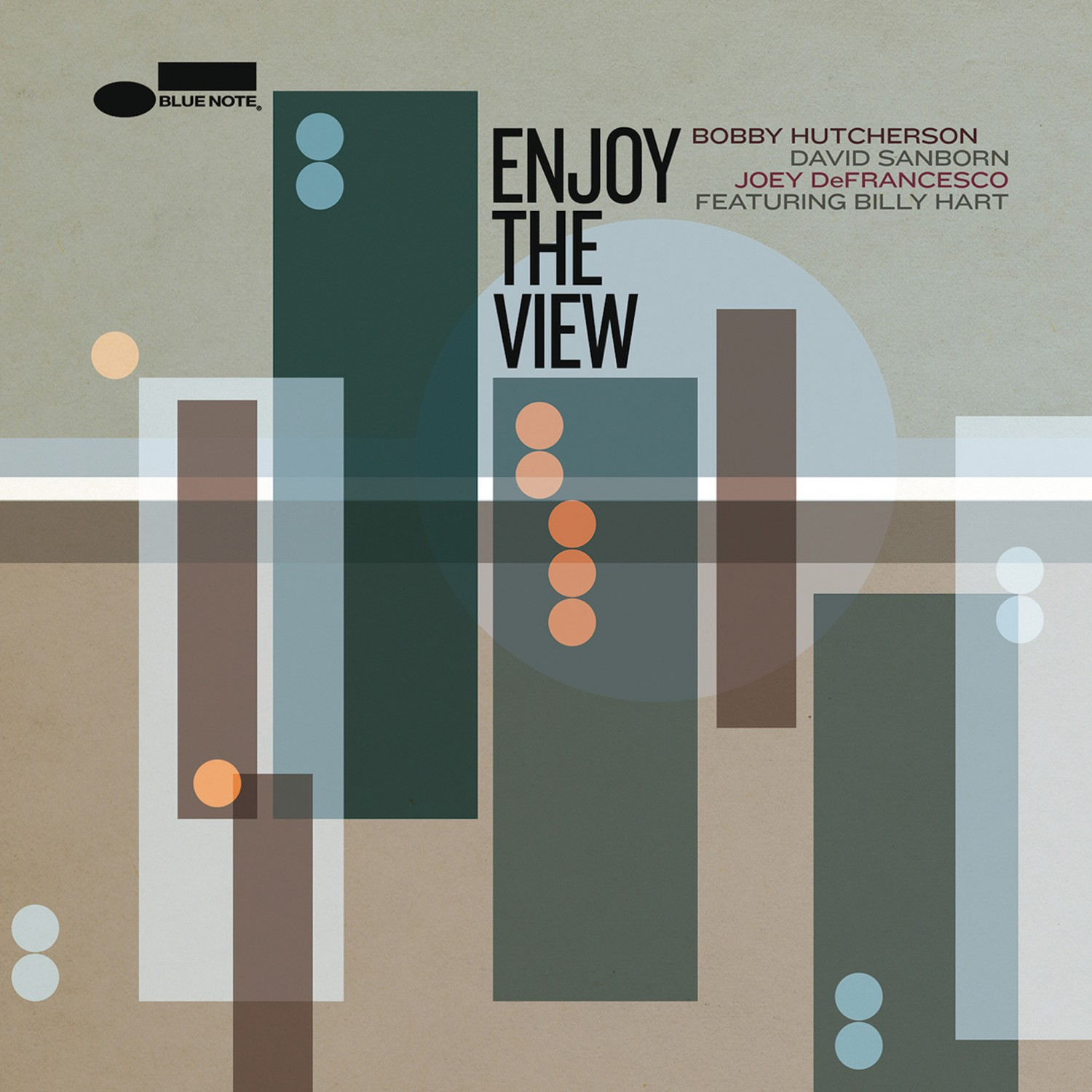 Download Bobby Hutcherson, David Sanborn, Joey DeFrancesco, Feat. Billy Hart - Enjoy the View (Blue Note) im Test, Bild 1