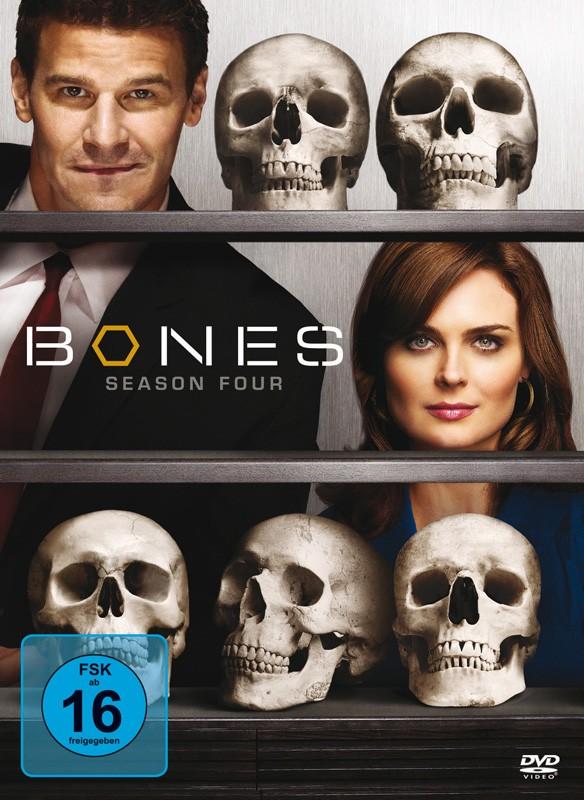 DVD Film Bones – Season 4 (Fox) im Test, Bild 1