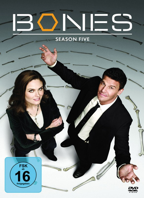 DVD Film Bones – Season 5 (Fox) im Test, Bild 1