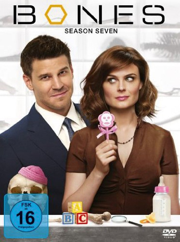 DVD Film Bones-Season 7 (Fox) im Test, Bild 1